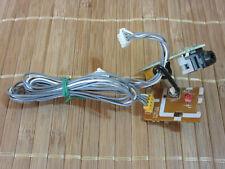 PIONEER XC-L77 MINI HI-FI RECEIVER SYSTEM PARTS: HEADPHONE BOARD + POWER SWITCH