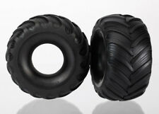 NEW Traxxas 7267 Dual Profile Tires (2) 1/16 Summit VXL / Grave Digger *SHIPS FR