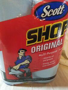 Scott Shop paper towel Multi Purpose Cleaning Rag like Viva Signature Cloth2roll