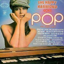 PHIL ALLEN The Happy Hammond Goes Pop LP Vinyl Record Album Hallmark 1971 EX