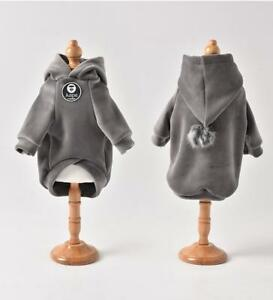 Fashion Pet Coat Dog Animal Clothes Puppy Cat Hoodie Coat Winter Jacket