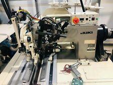 Juki Lh 570 Automatic Placket Setting Machine
