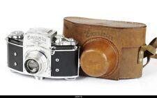 Camera Exakta Varex V X  Zeiss Tessar Mint