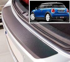 MINI COOPER - CARBONE STYLE Pare-chocs arrière protection
