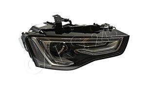 LED Facelift Bi-Xenon Headlight Front Black RIGHT Fits AUDI A5 RS5 Coupe 2012-