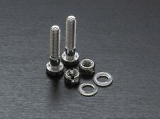 12mm Turntable Headshell Cartridge Mounting Kit Screws, Bolts, Nuts and Washers