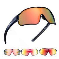Lunettes verres polarisés UV 400 pour cyclisme vélo VTT sport running