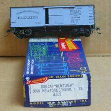 ROUNDHOUSE 3068 HO NYC & Hudson 36 ft Truss Rod Box Car #53896