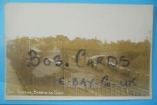 More details for rp postcard c.1910 the railway station barrow-on-soar leicestershire