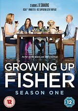 GROWING UP FISHER Stagione 1 Serie Completa  2xDVD in Inglese NEW .cp