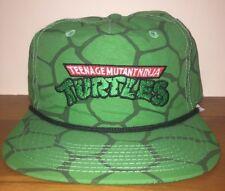 New Teenage Mutant Ninja Turtles Original Snapback Hat Shell