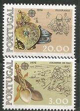 Portugal EUROPA cept 1976 MNH
