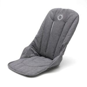 Bugaboo Fox Seat Fabric - Grey Melange