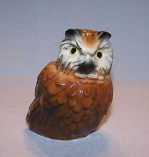 VINTAGE GOEBEL OWL FIGURINE EXCELLENT COND