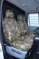 Ford Transit furgone 2000-2013 SU MISURA IMPERMEABILE VERDE DPM CAMO