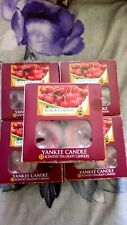 Yankee candle tea lights  5 boxes