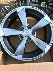 Cerchi in lega rotor mod 661 audi a3/a4/q2/q3/golf/ t-roc/tiquan/ 7,5jx17 ITALY