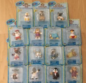 Webkinz GANZ Figurines  Lot of 15 Different - New in Package