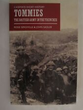 Tommies: The British Army in the Trenches (Casemate Short History) WW1