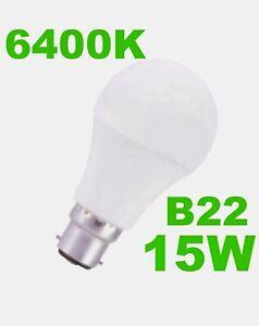 MiniSun LED15W BC B22 Light Bulbs Daylight 1520 Lumens