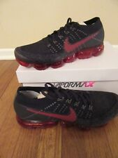 premium selection 17fee 616d1 Nike Air Vapormax Flyknit Size 11.5 Black Dark Team Red 849558 013 New In  Box DS
