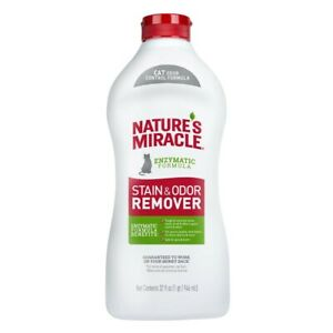 Cat Stain and Odor Remover Enzymatic Formula 32oz