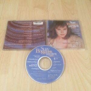SUZY BOGGUSS - GREATEST HITS (1994 USA PRESSED CD ALBUM) MINT CONDITION