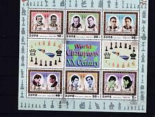 Korea 2001 - Schaken/Chess/Schach