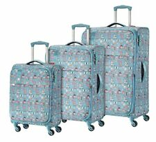Travelite Lil LEDY Trolley-set 3tlg S-m-l Türkis