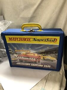 """""""MATCHBOX"""" Superfast Carrying Case, Sammelkoffer für 48 Autos"""