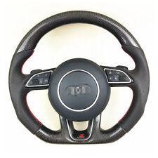 New Carbon Fiber Leather Steering Wheel For Audi Q5 2010-2018