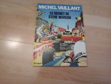 MICHEL VAILLANT LE SECRET DE STEVE WARSON