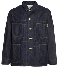 Poggy X Levi's Made and Crafted Vintage Workwear Sack Coat Made In Japan Levis