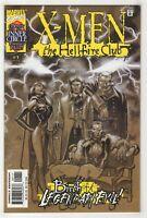 X-Men: The Hellfire Club #1-4 (Jan-Apr 2000, Marvel) [Complete Series] Adlard p