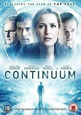CONTINUUM. Gillian Anderson, Haley Joel Osment, Rufus Sewell. New Sealed DVD.
