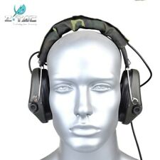 Z-TAC Zsordin Headset for IPSC Safety Shooting Ear Electronic Hearing Protector