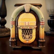 Scentsationals  Retro Collection Jukebox Wax Tart Oil Warmer NIB Super Cute