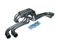 Fit Ferrari 430 F430 Coupe & Spider 2005-2009 Top Speed Pro-1 Exhaust System