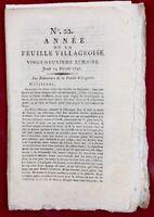 Tréguier en 1791 Vannes Saint Pol Crosne Andrezel Blois Reims Châtillon Besançon
