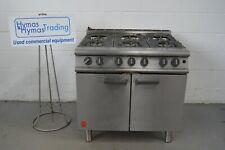 More details for falcon dominator g3101 nat gas 6 burner + oven. always serviced free delivery