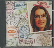 NANA MOUSKOURI - Passport CD Album 21TR Philips WEST GERMANY 1988