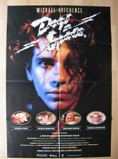 DOGS IN SPACE 1986 Rare Aussie movie poster Michael Hutchence INXS Chris Haywood