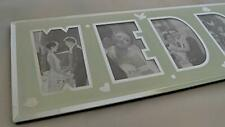 Wedding Word Photo Picture Frame