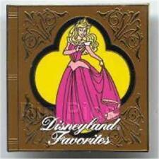 PRINCESS AURORA Sleeping Beauty DISNEY STORYBOOK Story BOOK FAVORITES PIN 18634