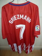 Maillot shirt camiseta Atletico Madrid Griezmann Ligue Europa OM 17-18 17/18 new