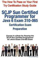 SCJP Sun Certified Programmer for Java 6 Exam 310-065 Certification Exam Prepara