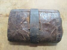 New listing Us Civil War Era Leather Wallet