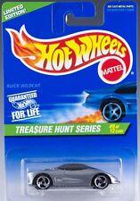 Hot Wheels 1997 Treasure Hunt Series Buick Wildcat #9 of 12 Collector #586 NEW