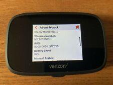 MIFI 7730L JETPACK WIFI 4G LTE HOTSPOT Verizon
