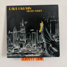 Dave Grusin - Night-Lines - (EX/VG+) - US Vinyl Original First Edition LP - G...